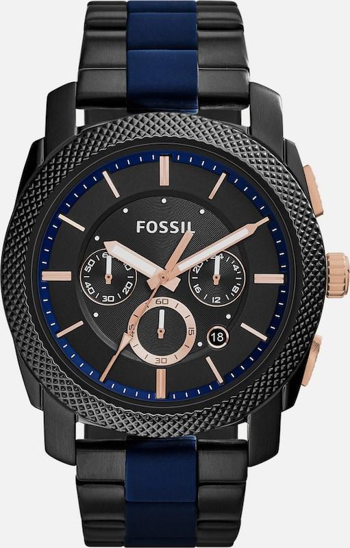 FOSSIL Chronograph, »MACHINE, FS5164«