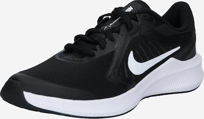 NIKE Sportschuh 'Downshifter 10' in anthrazit / schwarz / weiß, Produktansicht