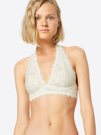 Free People BH in offwhite: Frontalansicht