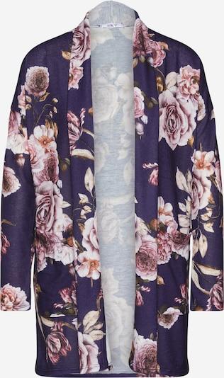 Geacă tricotată 'Malina' Hailys pe navy / roz, Vizualizare produs