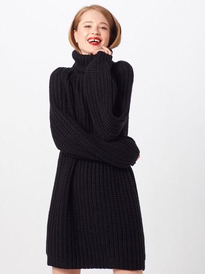 IVYREVEL Pletené šaty - čierna, Model/-ka