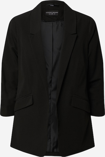 Dorothy Perkins Bleiser 'BLACK RUCHED JACKET' must, Tootevaade