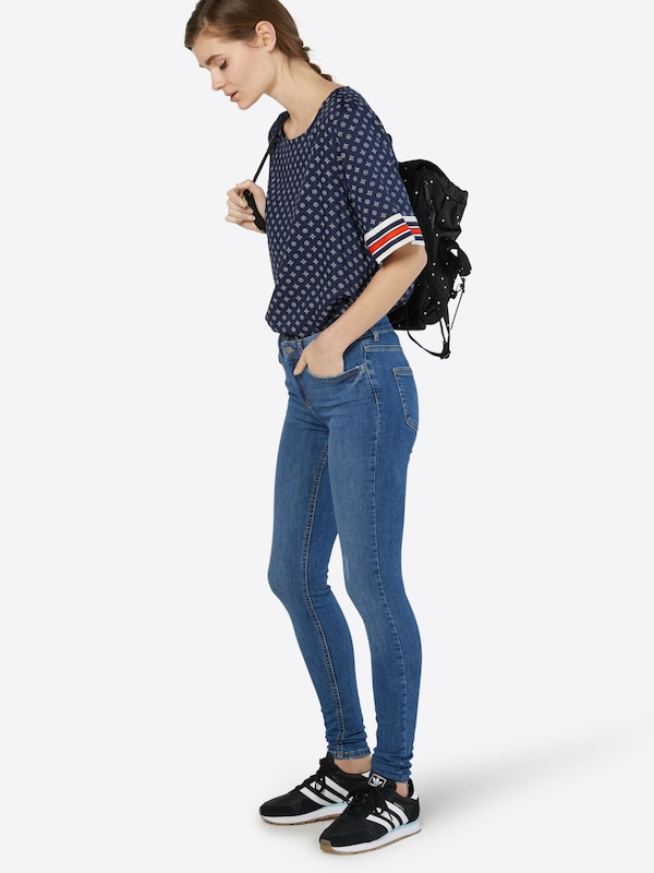 Jean En Pieces Delly Bleu B181' Denim 'pcfive RqA4cLS35j