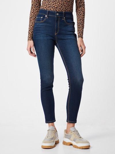 rag & bone Jeansy w kolorze niebieski denimm: Widok z przodu