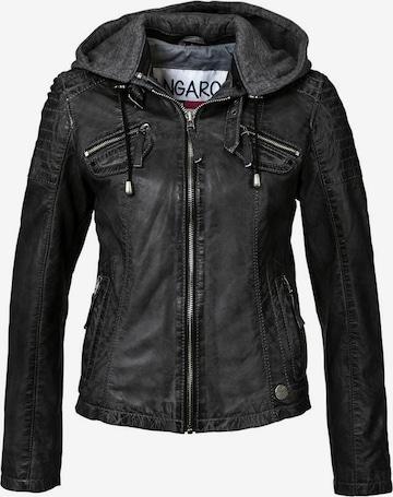 KangaROOS Between-Season Jacket in Black