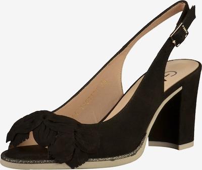 GADEA Slingpumps in de kleur Zwart, Productweergave