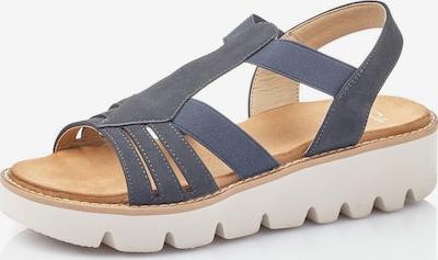 RIEKER Sandały trekkingowe w kolorze niebieskim, Podgląd produktu