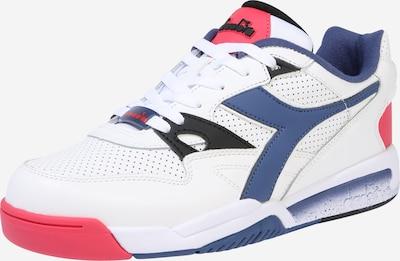 Diadora Sneaker 'REBOUND ACE' in dunkelblau / rot / weiß, Produktansicht