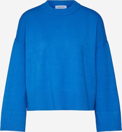 EDITED Trui 'Elira' in de kleur Blauw, Productweergave