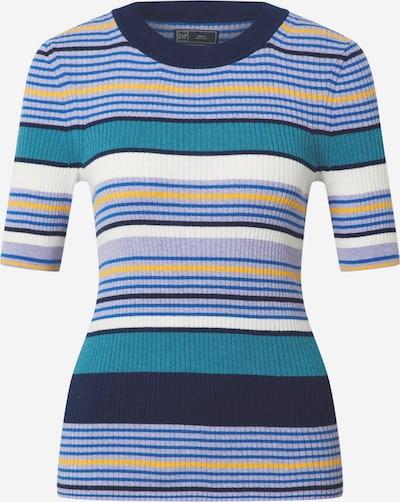 GAP Shirt in blau / weiß, Produktansicht