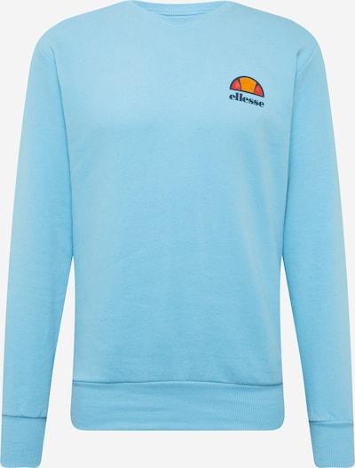 ELLESSE Sweatshirt 'DIVERIA' in hellblau, Produktansicht