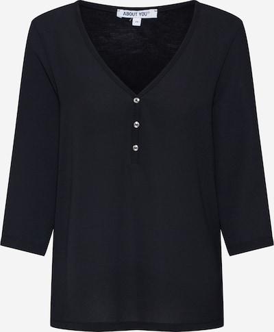 ABOUT YOU Blouse 'Hilka' in de kleur Zwart, Productweergave