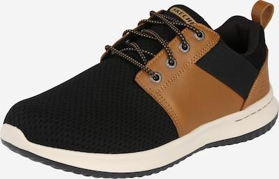SKECHERS Sneaker 'DELSON BRANT' in braun / schwarz, Produktansicht