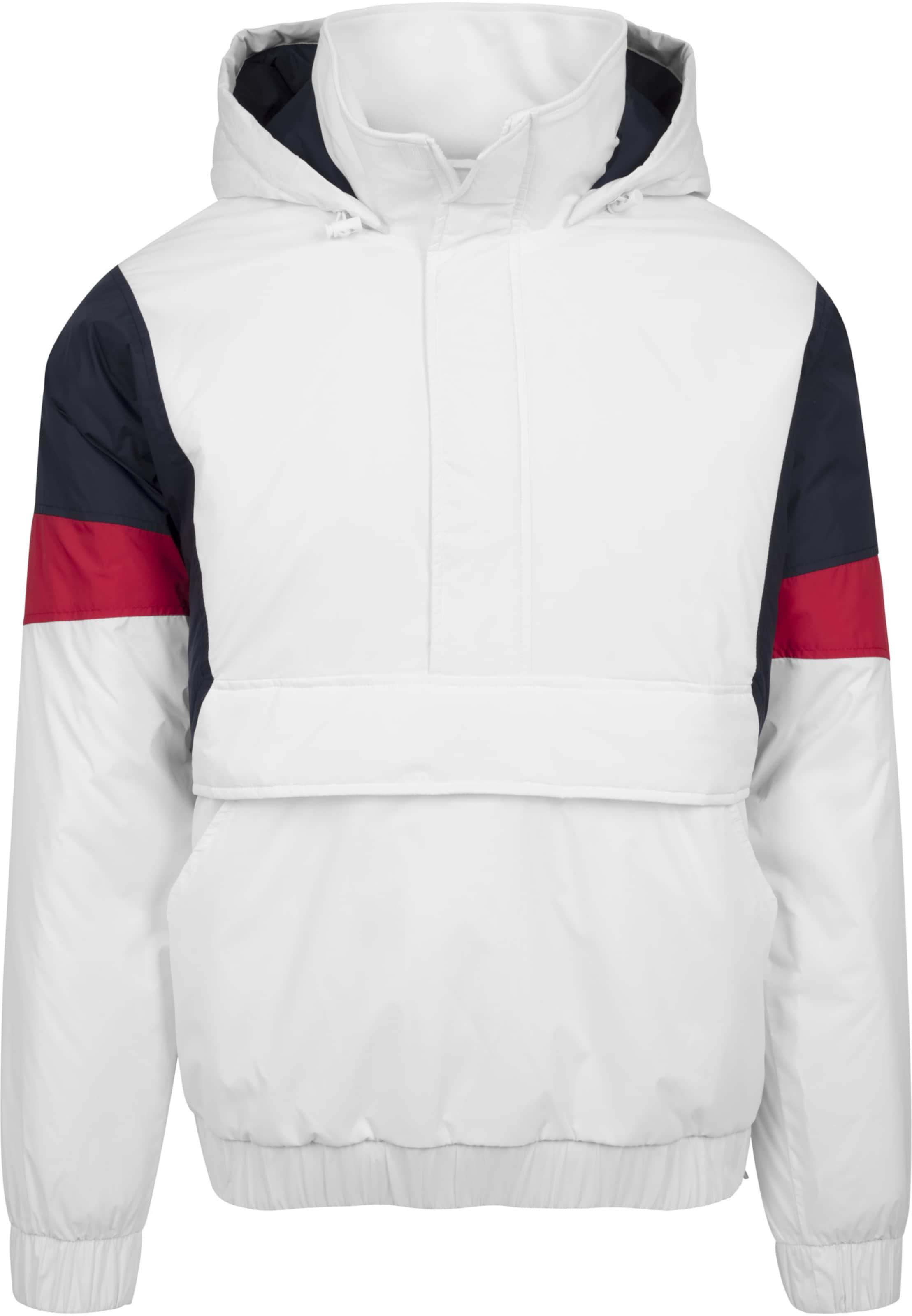 In Classics Urban Weiß NavyRot Jacket 1J3FcTKl