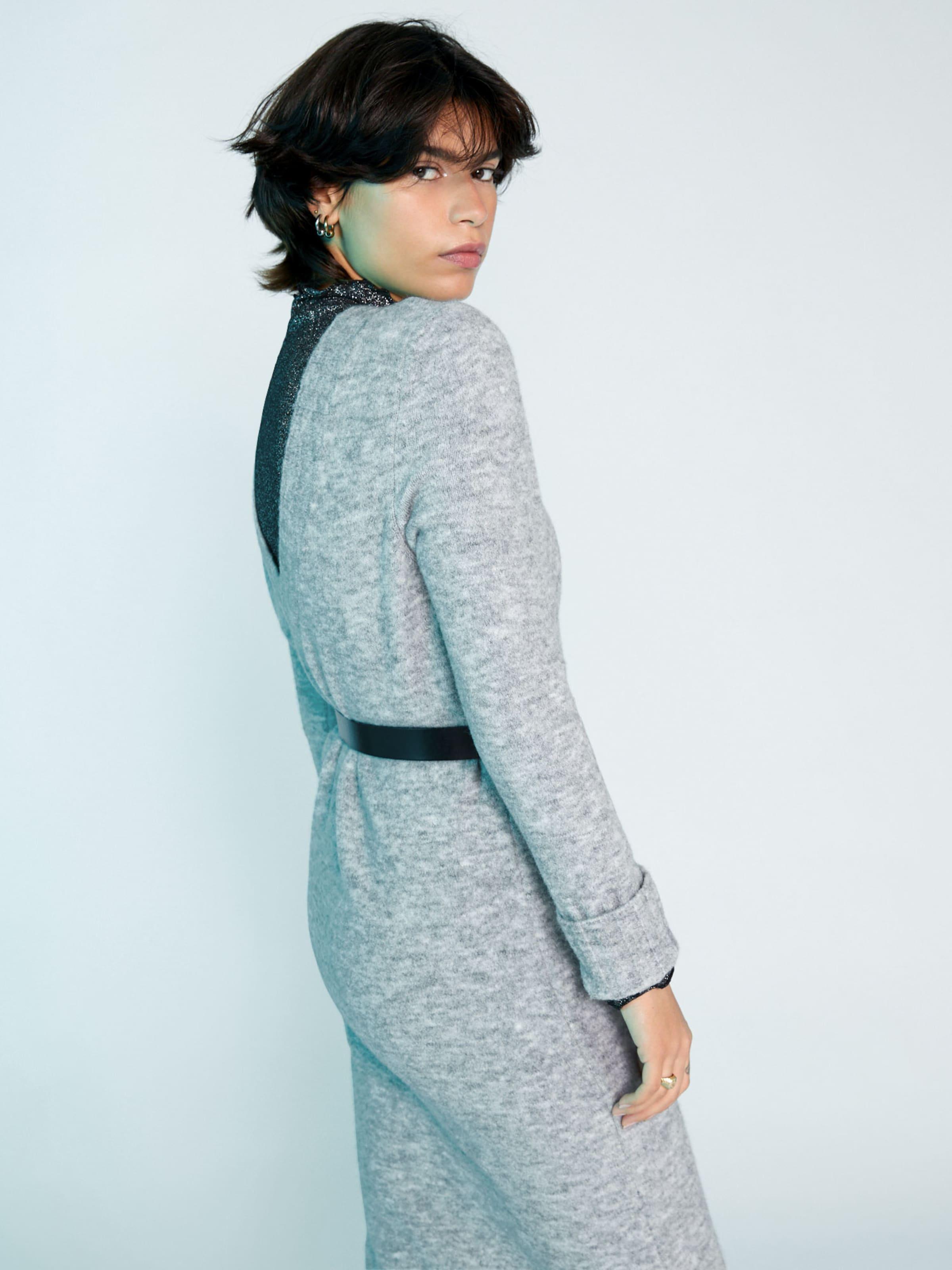 En Chiné Robes Gris Maille 'deena' Edited deCorxB