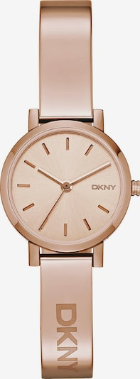 DKNY Uhr in rosé, Produktansicht