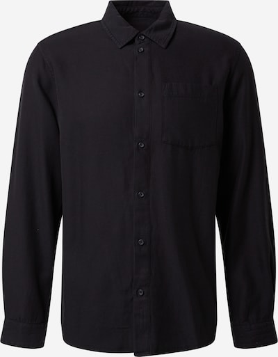 Nudie Jeans Co Shirt 'Chuck' in black, Item view