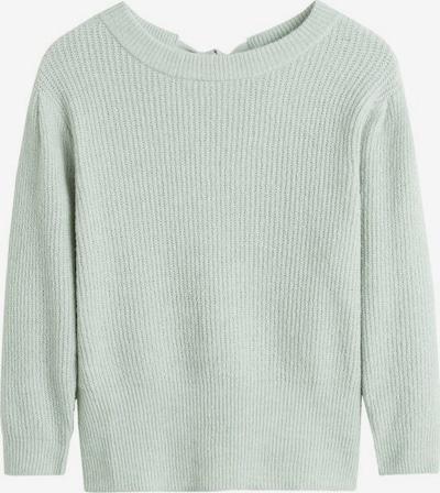 MANGO Pullover in neongrün, Produktansicht