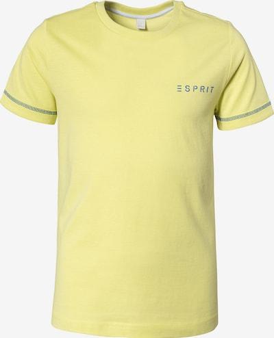 ESPRIT T-Shirt in gelb, Produktansicht