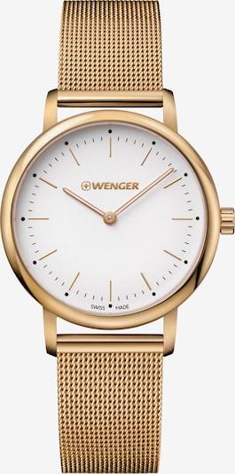 WENGER Uhr 'Urban Classic' in gold, Produktansicht