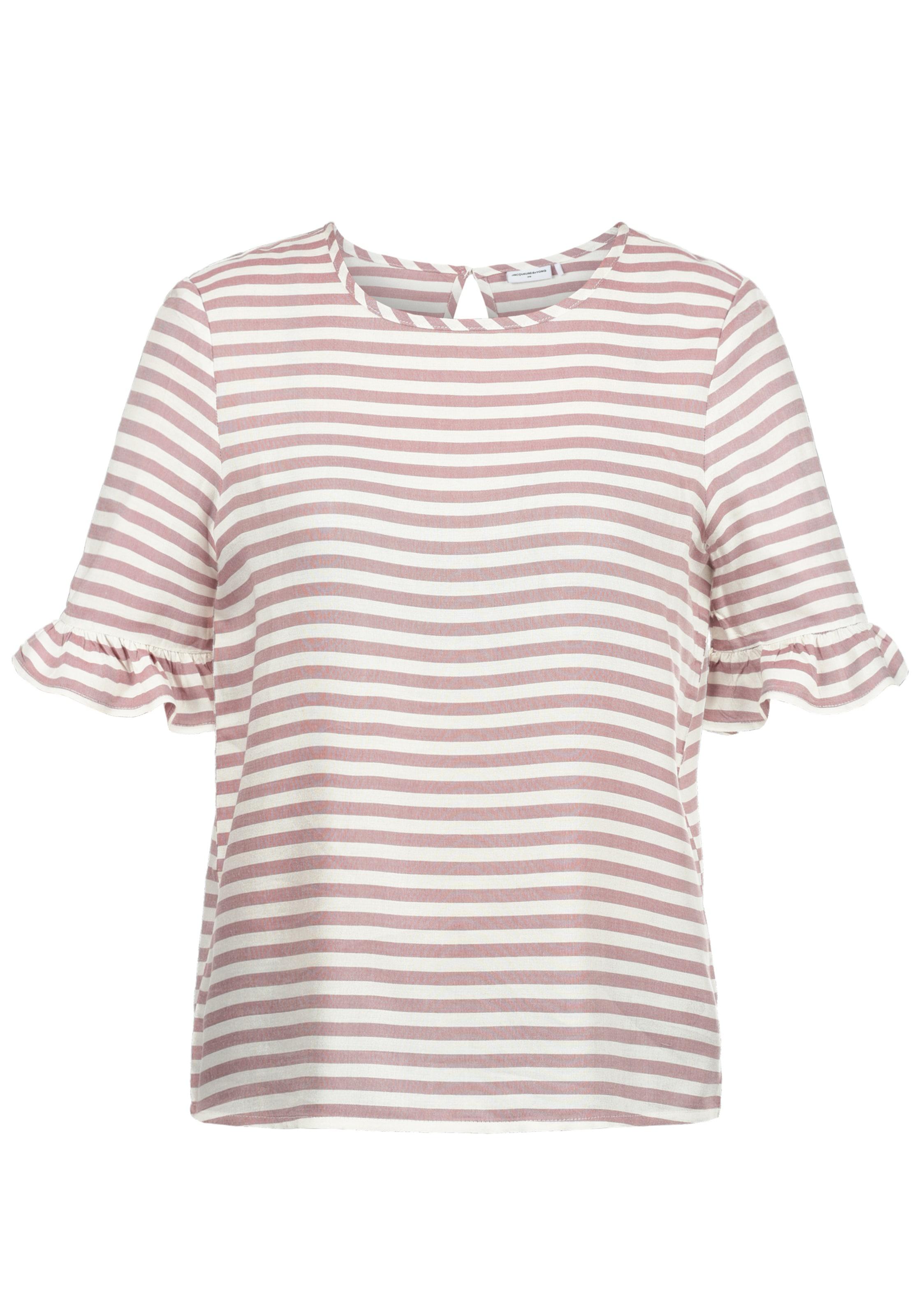 Shirt RosaWeiß Jacqueline Yong In De QdCtsBohxr