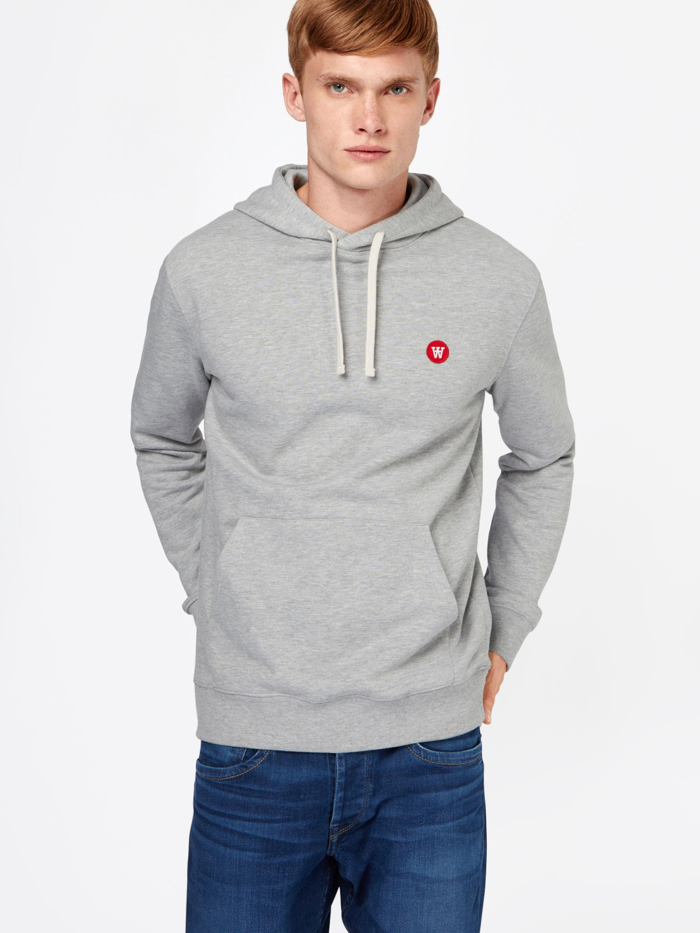 Sweat En Gris Feu Wood shirt ChinéRouge tQohrCdxsB