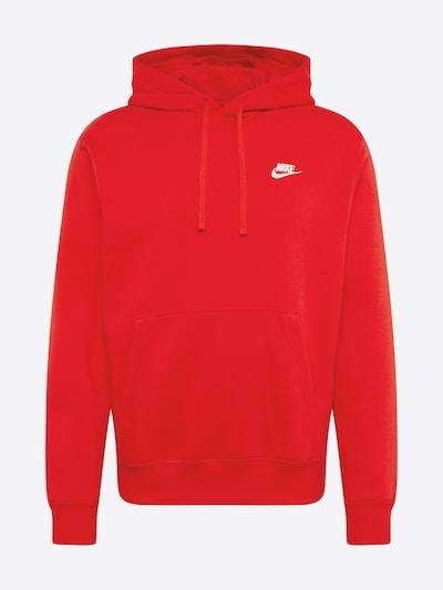 Nike Sportswear Mikina 'Club' - červená, Produkt