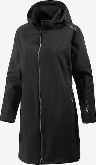 CMP Mantel in schwarz, Produktansicht