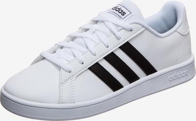 ADIDAS PERFORMANCE Sportschuh 'Grand Court' in schwarz / weiß, Produktansicht