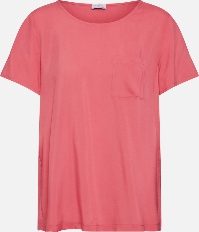 re.draft Shirt in pink, Produktansicht