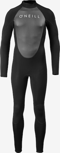 O'NEILL Neoprenanzug in grau / schwarz / weiß, Produktansicht