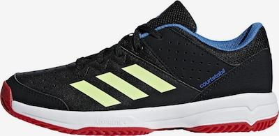 ADIDAS PERFORMANCE Sportschuh in gelb / feuerrot / schwarz, Produktansicht