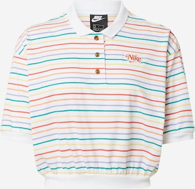Tricou Nike Sportswear pe culori mixte / alb, Vizualizare produs