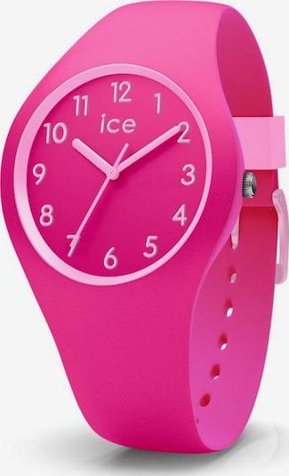 ICE WATCH Quarzuhr 'ICE ola kids - Fairy tale - Small - 3H, 014430' in pink, Produktansicht