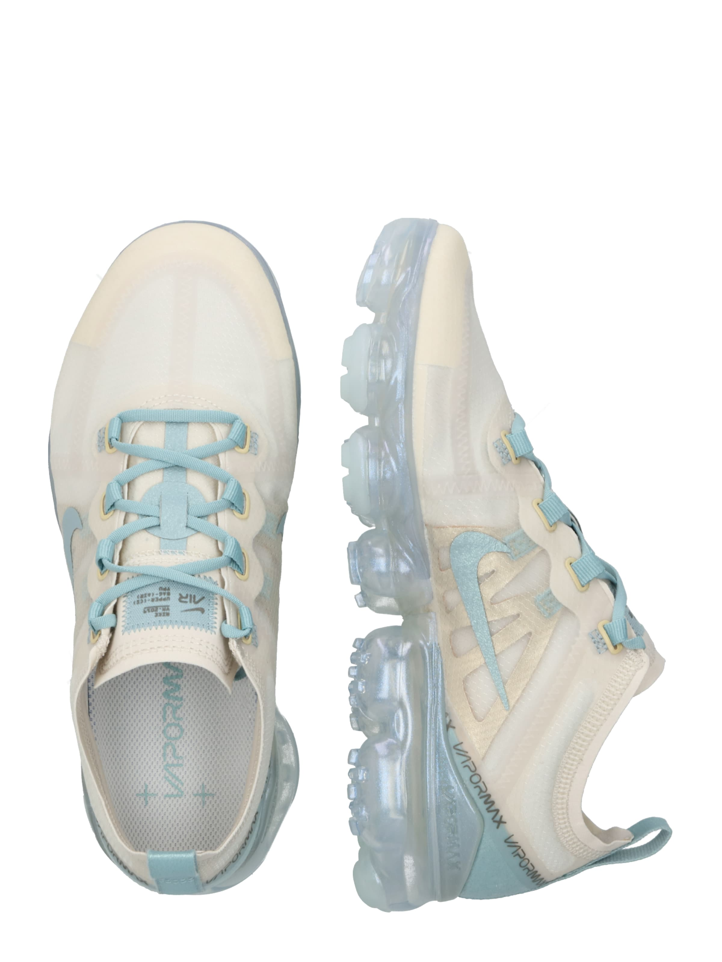 Basses Baskets Nike Crème 'air Sportswear Vapormax' En 8wPOn0kX