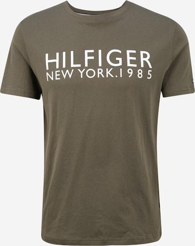 Tommy Hilfiger Underwear Kratka pižama | temno zelena barva, Prikaz izdelka