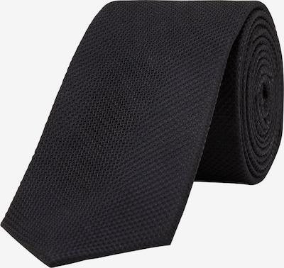 JACK & JONES Krawatte in schwarz, Produktansicht
