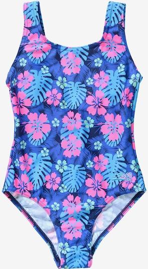 Zoggs Badeanzug 'Kona' in blau / mischfarben, Produktansicht