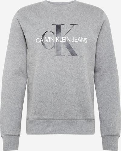 Calvin Klein Jeans Sweatshirt in Grey, Item view