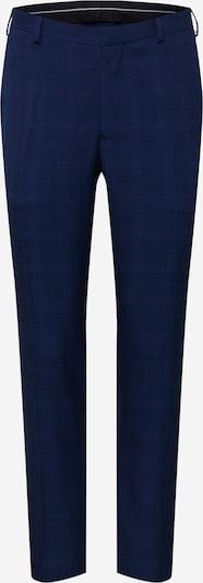 BURTON MENSWEAR LONDON Spodnie w kant w kolorze granatowym, Podgląd produktu