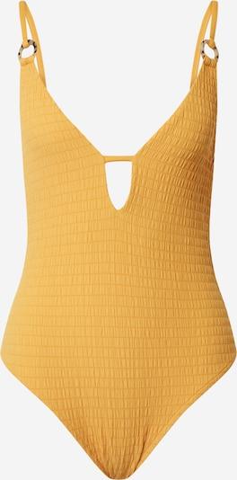 Hunkemöller Badeanzug 'Goldenrod' in gelb, Produktansicht