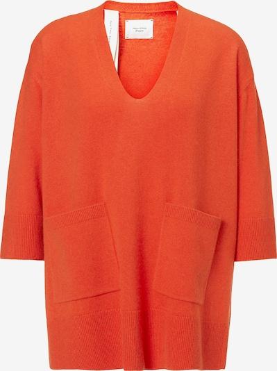 Marc O'Polo Pure Pullover in orange, Produktansicht