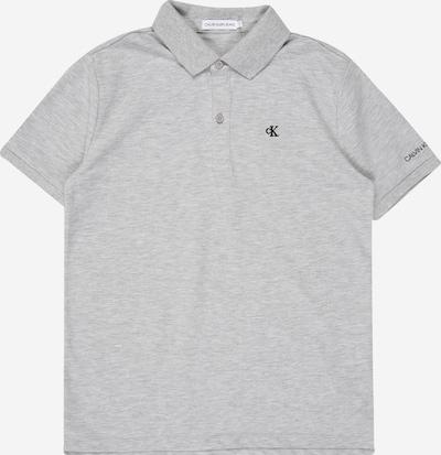 Calvin Klein Jeans Shirt 'ESSENTIAL SS POLO' in hellgrau, Produktansicht
