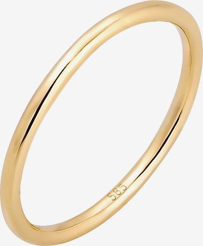 ELLI PREMIUM Ring in de kleur Goud, Productweergave