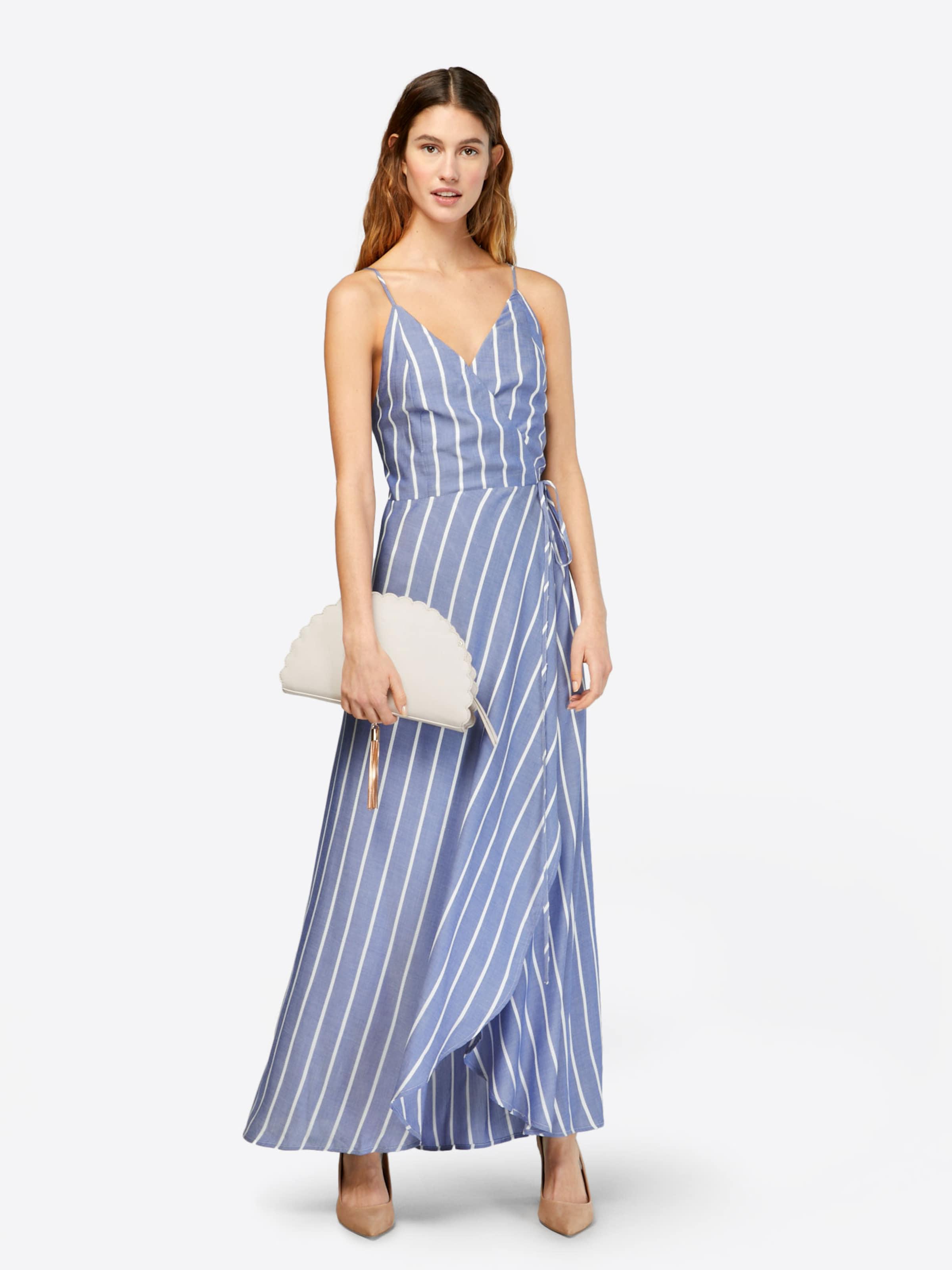 Bardot Sommarklänning i blå / vit