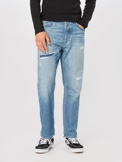 kék farmer Pepe Jeans Farmer 'MARVIN', Modell nézet