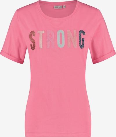 Juna Lane T-Shirt in pink, Produktansicht