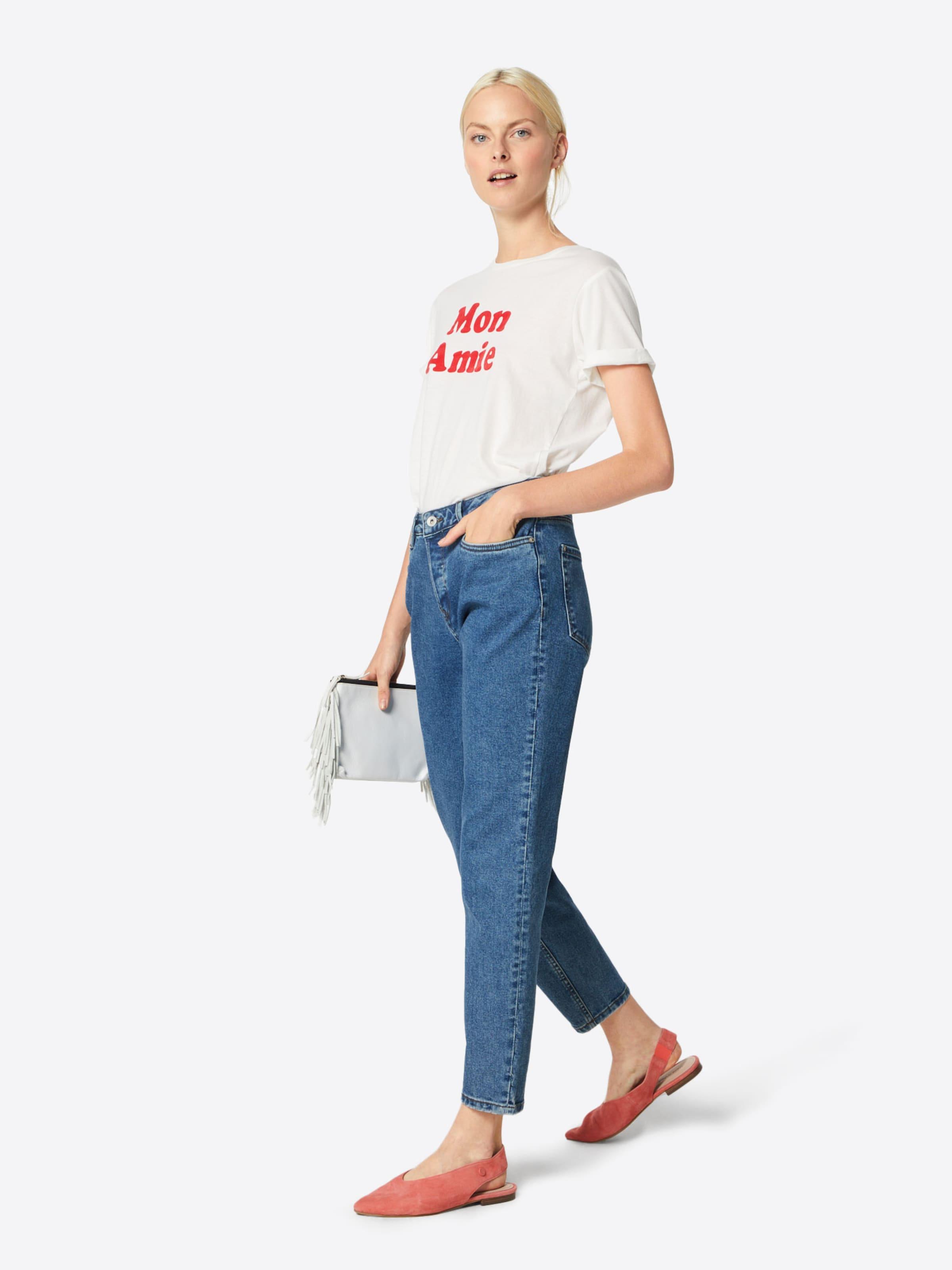 Blue Denim Tailor Jeans In Tom CBxode