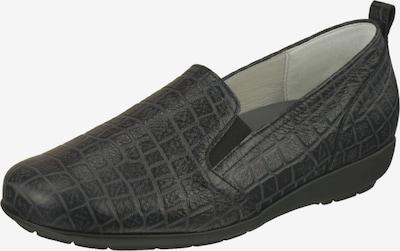 Natural Feet Slipper in schwarz, Produktansicht