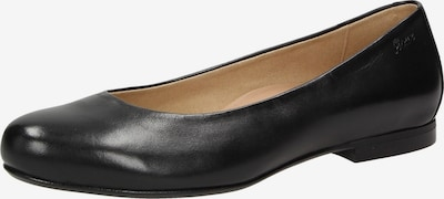 SIOUX Ballerina ' Hermina ' in schwarz, Produktansicht